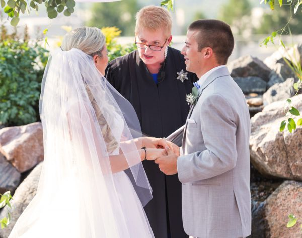 Judge Nancy Waites Wedding Officiant - Services